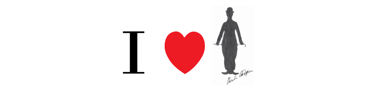 I Love Charlie Chaplin by Modern Times Hotel