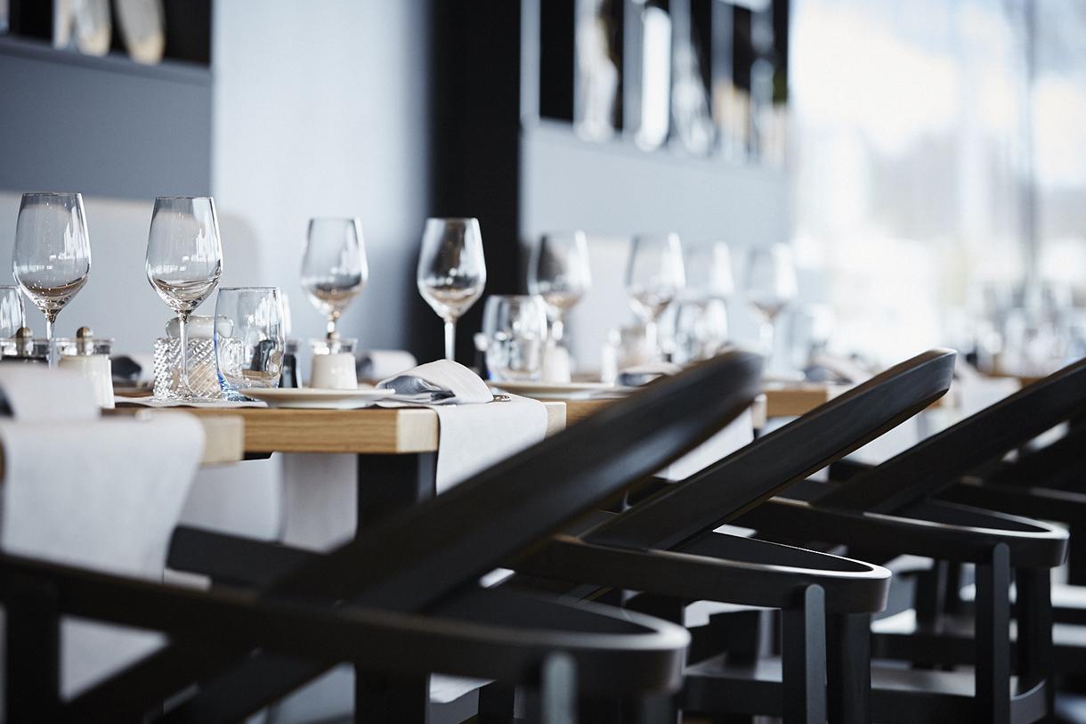 Times Grill | Modern Times Hôtel | 4 étoiles à Vevey - Montreux