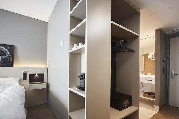 La supérieure | chambres du Modern Times Hôtel | 4 étoiles à Vevey-Montreux