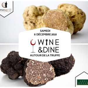 Soirée Wine & Dine - Autour de la truffe