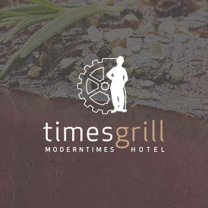 Quick lunch at the Times Grill