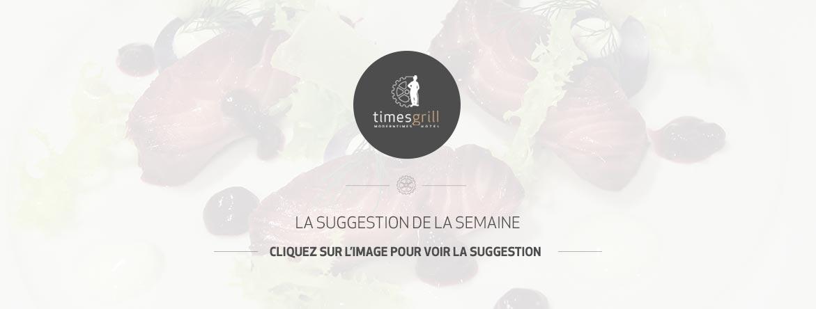 Suggestion de la semaine | Moder Times Hôtel