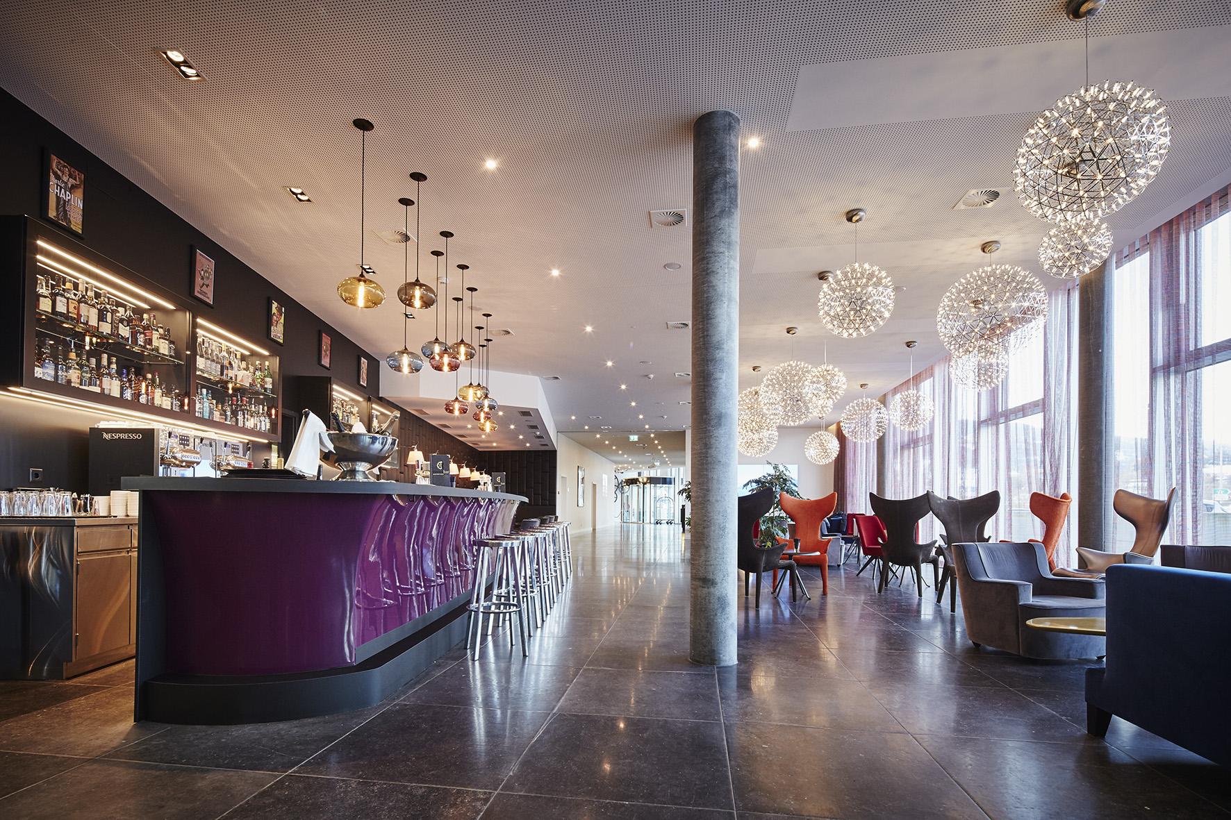 Times Bar | Modern Times Hôtel | 4 étoiles à Vevey - Montreux